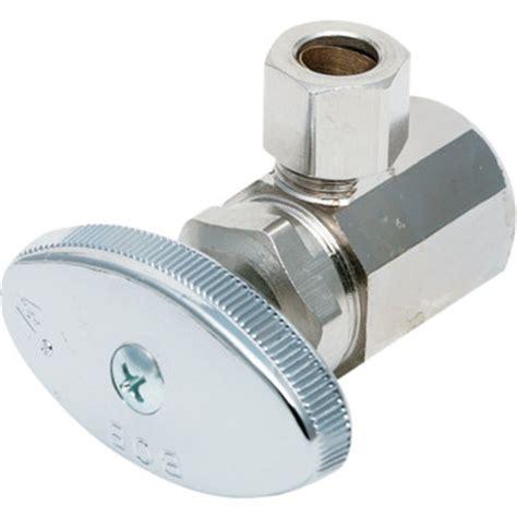 maintenance warehouse multi turn angle stop valve for