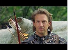 Kevin Costner ROBIN HOOD Prince Of Thieves - YouTube Kevin Costner