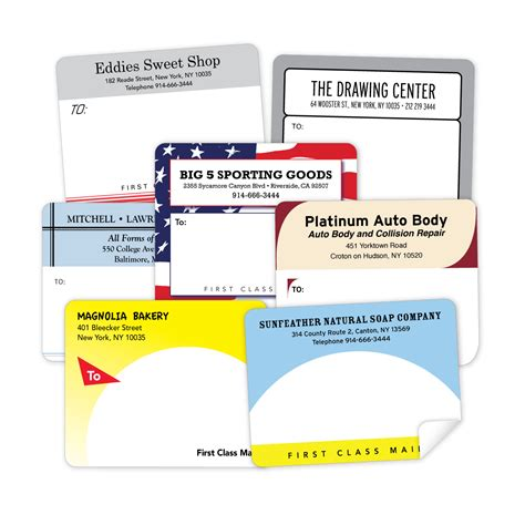 printing mailing labels from home 6up laser mailing labels mines press