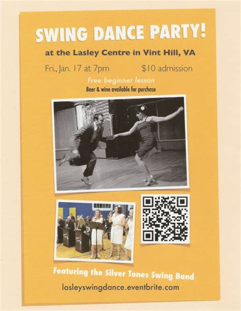 swing dance party swing dance party on vint hill fauquier now calendar