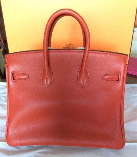Birkin Ghillies 25 Cm Handbags 6813 1 hermes birkin bag 25 cm tomat palladium hardware
