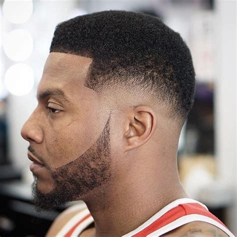 stylish fade haircuts  black men