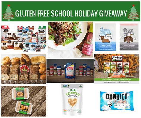 gluten free giveaways - Gluten Free Giveaway