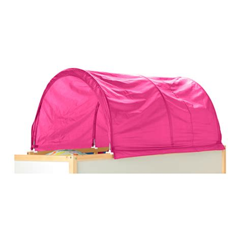 Toddler Bed Tent Ikea Kura Bed Tent Pink Ikea