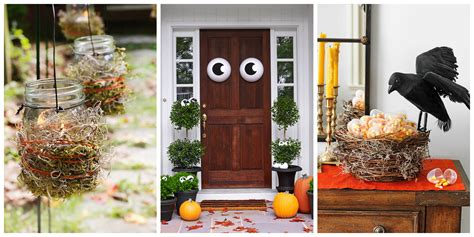 decorating home for halloween 50 easy halloween decorations spooky home decor ideas