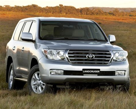 land cruiser v8 2008 toyota land cruiser v8 review top speed