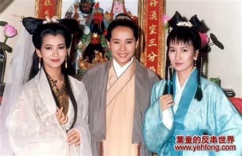 pemeran ular putih di film the sorcerer and the white snake foto masih ingat dengan ketiga karakter ini yups mereka