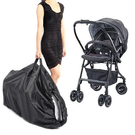 Stroller Bag Organizer travel gate check bag organizer for pushchairs strollers
