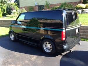 purchase used 1989 chevrolet astro customized in