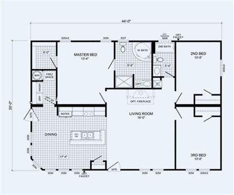 cavalier homes floor plans cavalier homes custom made houses the randall 6719ps