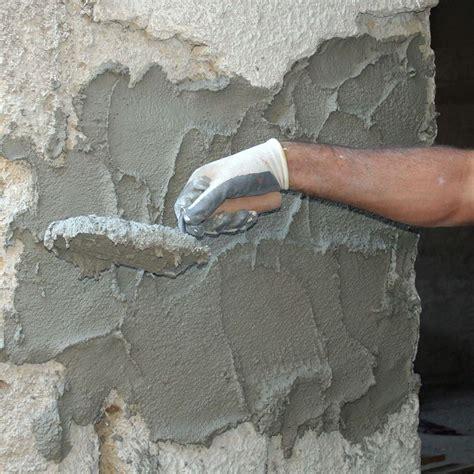 intonaco premiscelato per interni utilizzo dell intonaco premiscelato le pareti intonaco