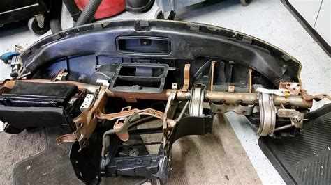 1987 Mazda Rx 7 Remove Dashboard Tx 1987 Rx7 Forged
