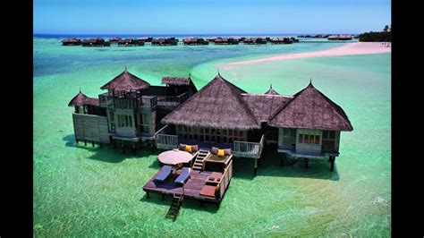 overwater bungalow max martine 10 best overwater bungalows in the world 2017 youtube