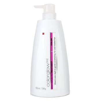 color treated shoo color glow iq reflects treatment for color treated