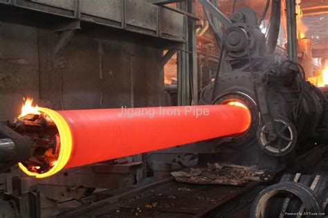 iron pipe l parts ductile iron pipe dn80 dn1600 jigang iron pipe china