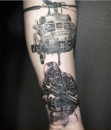badass military tattoos collection of 25 guys showing designs