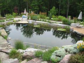 backyard swimming pond 67 cool backyard pond design ideas digsdigs