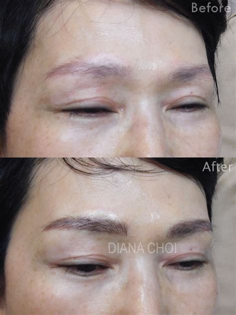 3d tattoo hair semipermanent eyebrows tattoo it s the newest style of