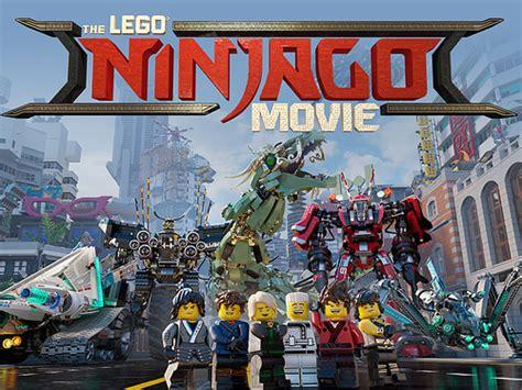 film de ninja go lego rebrick contest reveals the lego ninjago movie set