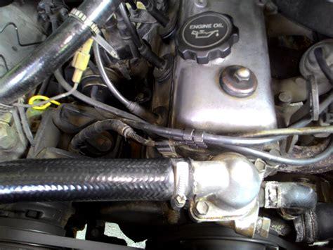 Kijang 5k 5k engine toyota kijang 1991 mesin 5k