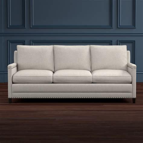quick ship sofas addison sofa quick ship williams sonoma