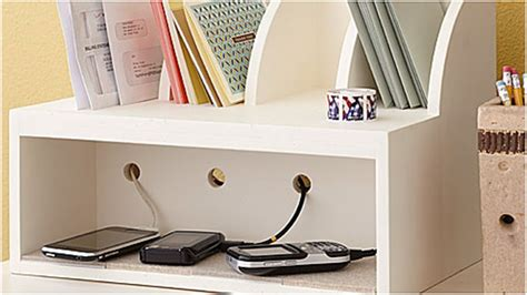 diy charging station ideas diy charging station has a great working system interior