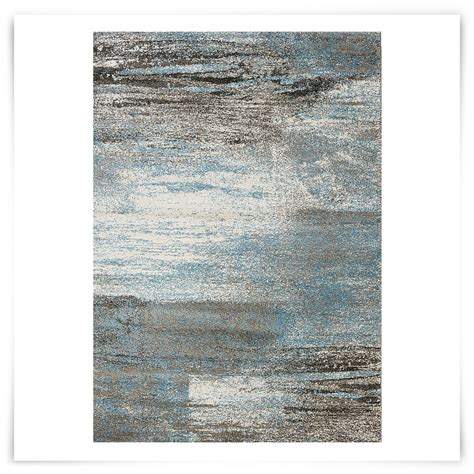 area rugs 5x8 city furniture blue 5x8 area rug