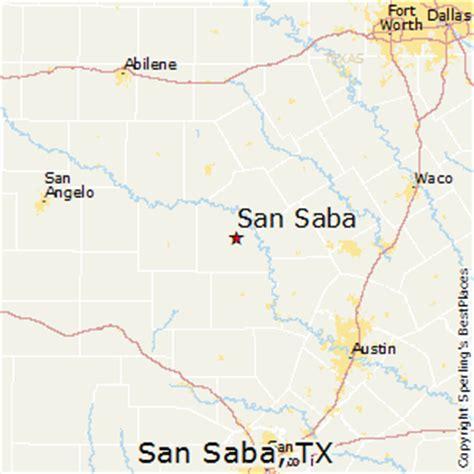 san saba texas map best places to live in san saba texas