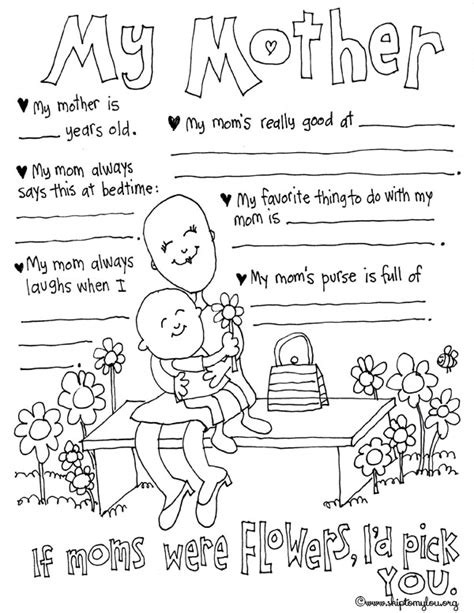 coloring pages for your mom mothers day coloring pages to celebrate the best mom