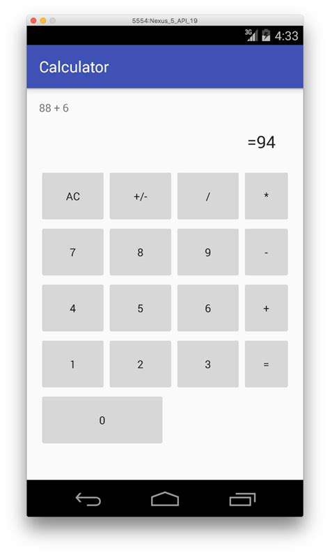 android studio calculator layout github divanvisagie android kotlin calculator a