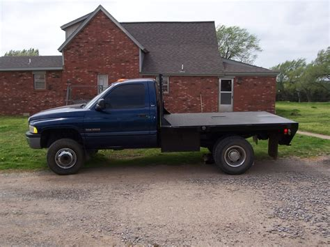 flat bed trucks dodge flatbed dodge ram 3500 4x4 flatbed pinterest