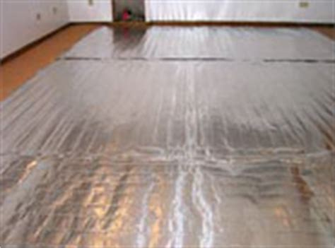 heated floors in basement radiant floor heating transforms a cold chicago basement