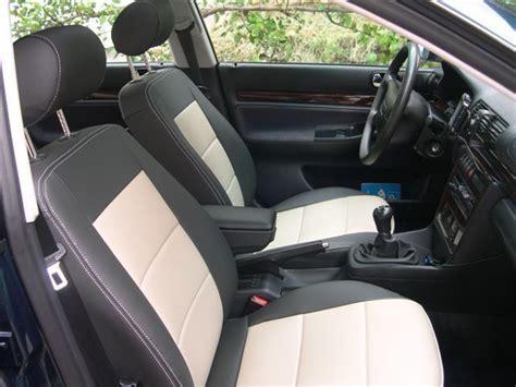 Audi A4 B5 Ledersitze by Audi A4 B5 Sitzbez 252 Ge Lederausstattung Ledersitze