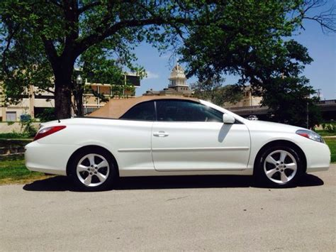 2008 Toyota Camry Solara Coupe 25 Best Ideas About Toyota Solara Convertible On