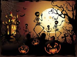 halloween pictures skeletons what s with all the bones transformed