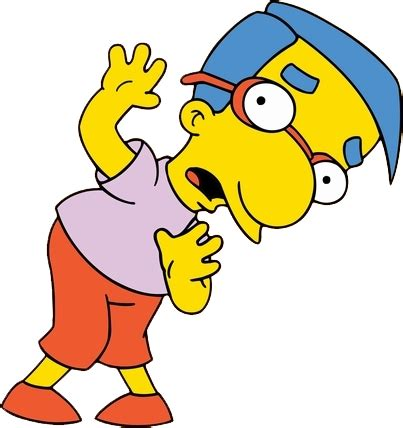 Milhouse Meme - quot milhouse is not a meme quot know your meme