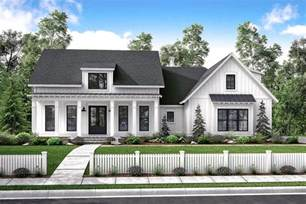 farm house plans mid size exclusive modern farmhouse plan 51766hz