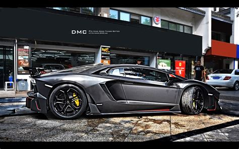 New Limited Edition Lamborghini Dmc Aventador Edizione Gt Based On Lamborghini Aventador