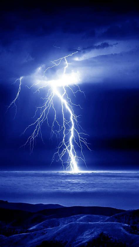 striking distance lightning beach clouds wild beauty
