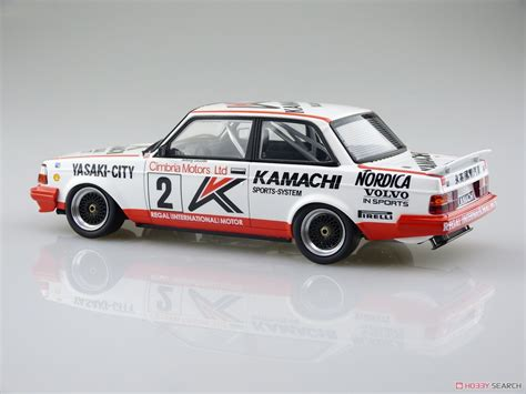 volvo 240 model car volvo 240 turbo 86 macau guia race winner model car