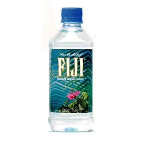 how much is a 24 pack of natural light fiji natural artesian water 16 9 ounce bottles pack of