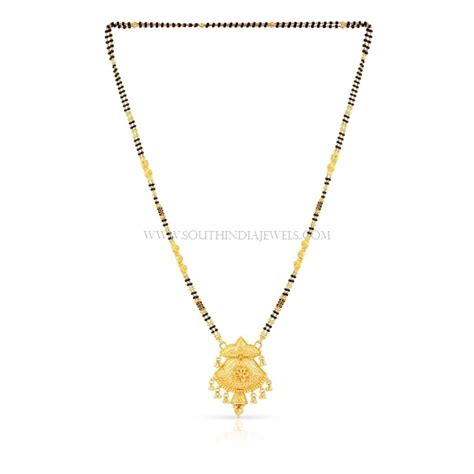 Designs With Price Gold Thali Designs Designs South India Jewels