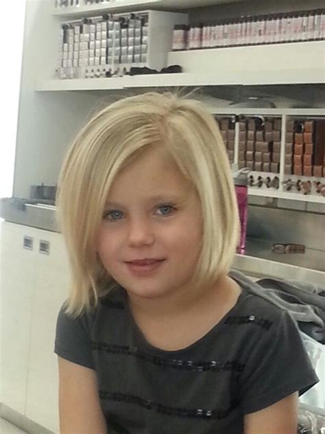 Little girl bob haircut   My Style   Pinterest