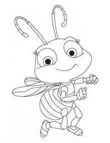 coloring pages ants and grasshoppers images