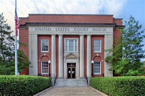 simons federal court house aiken south carolina sc