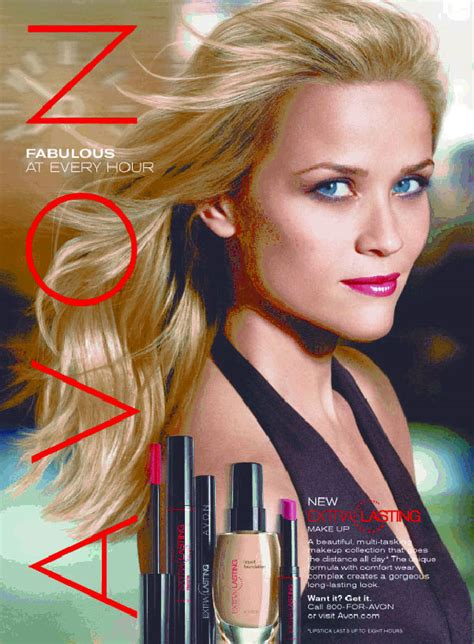 Reese Witherspoon Is An Avon by Avon Reese Witherspoon