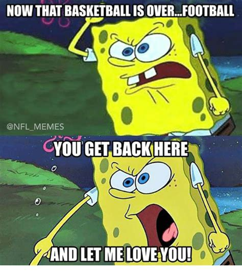 Football Is Back Meme - 143 funny love and nfl memes of 2016 on sizzle