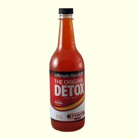 Does The Stuff Detox Drink Work For Opiates by Zydot Ultimate 24 Plus Blend Orange Flavor Best 4 Test