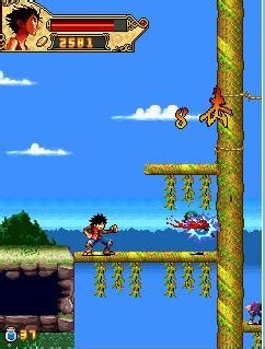 themes jar 240x320 one piece horizontal action java game for mobile one