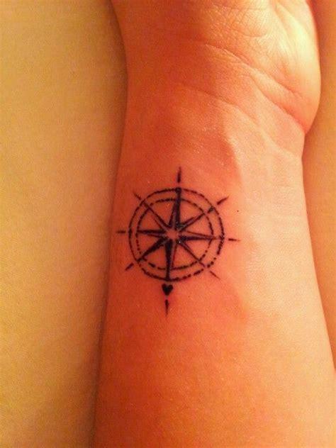 simple tattoo locations compass tattoo tattoos pinterest